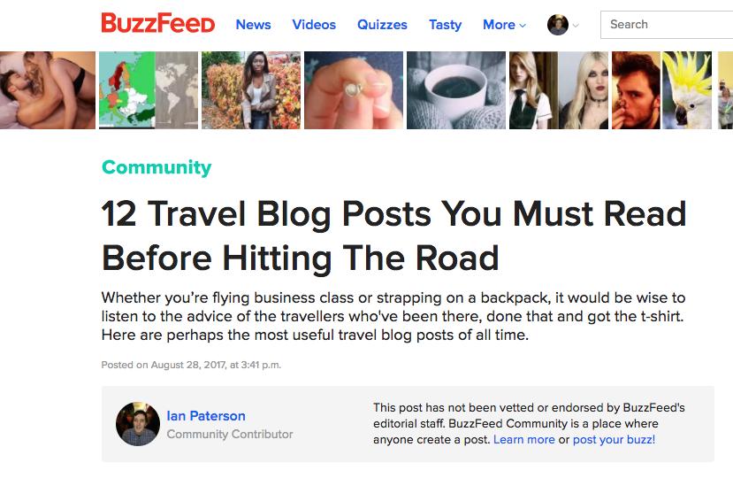 buzzfeed travel blogs