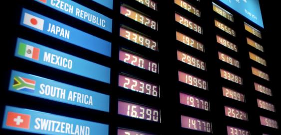 exchange rate travel money blog