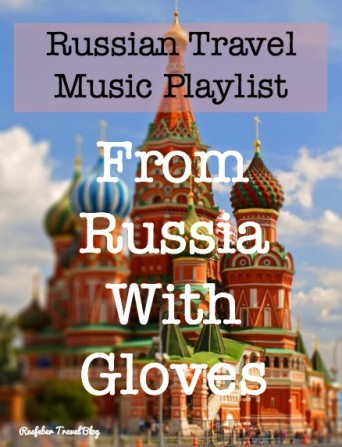 From Russia With Gloves Playlist