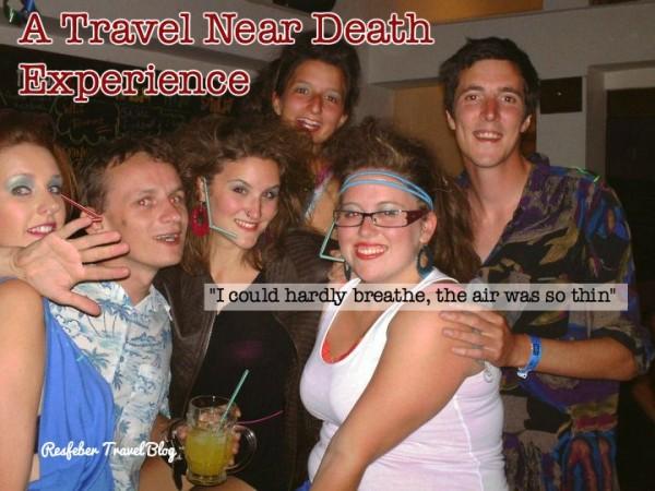 Near Death Experience Travel