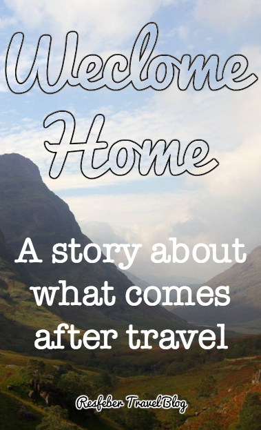 welcome home story