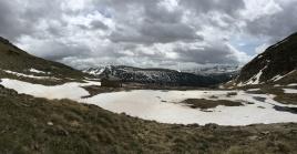 andorra snow mountains