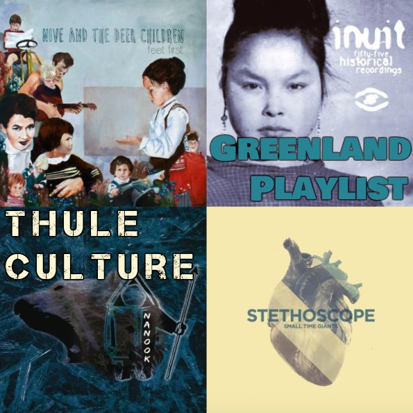 greenland music playlist travel backpacking