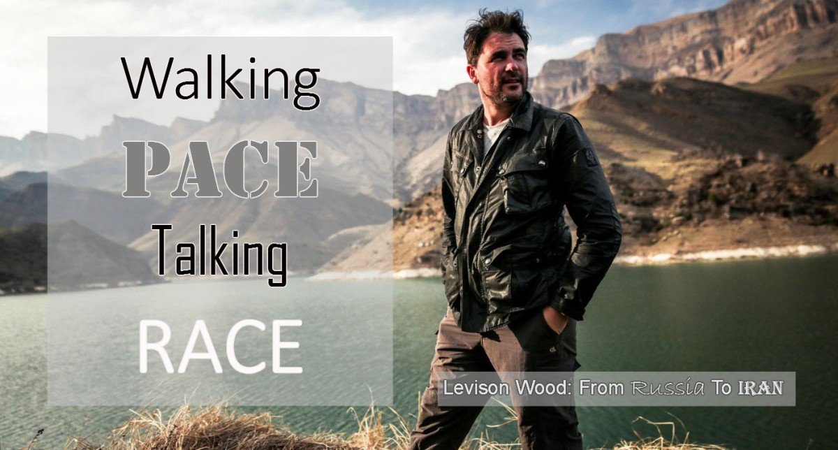 From Russia to Iran: Crossing Wild Frontiers with Levison Wood