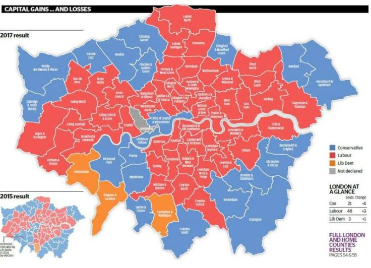 London Election Result