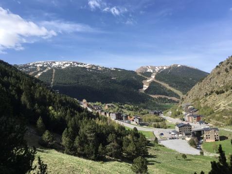 Soldeu Andorra Canillo Travel Blog Hiking cycling rafting