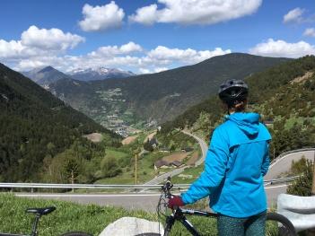 Andorra Cycling downhill biking