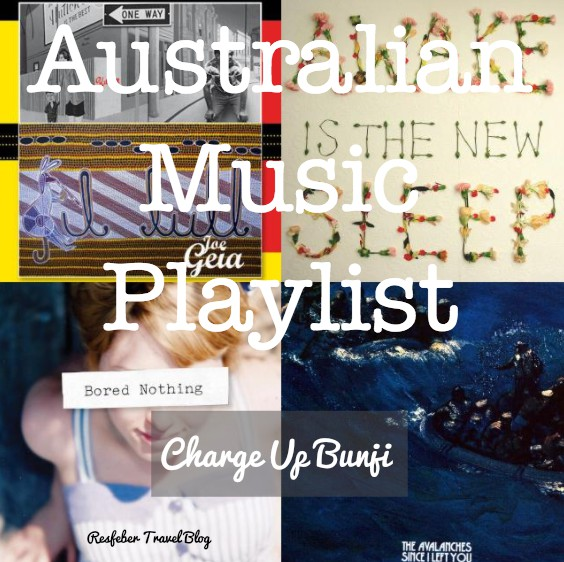 Australian Music Playlist