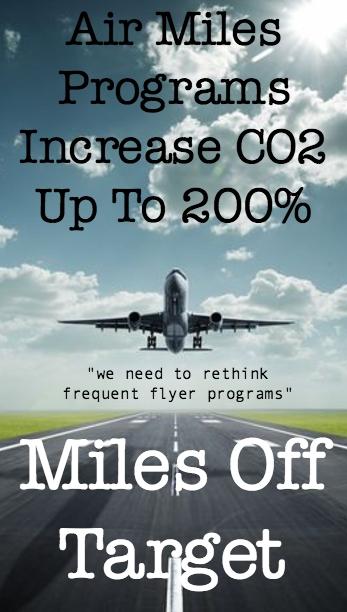 Air Miles Pollution