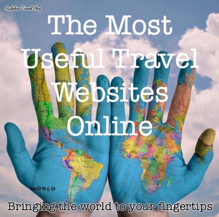 most useful travel websites online