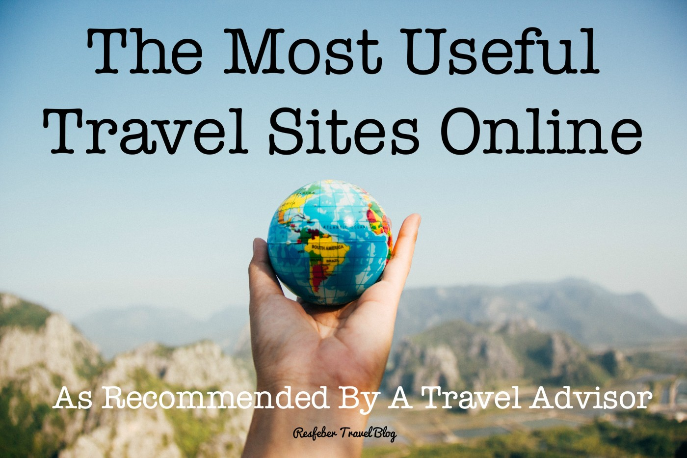 travel advisor online sites