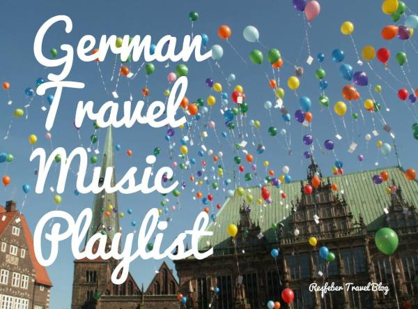 German Travel Music Playlist