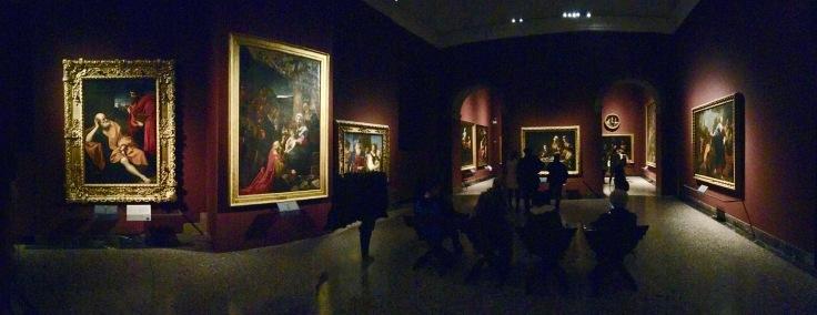 Pinacoteca di Brera Art Gallery Milan