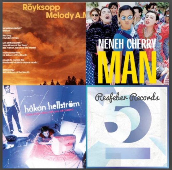 Resfeber Records Swedish Music Playlist Sweden