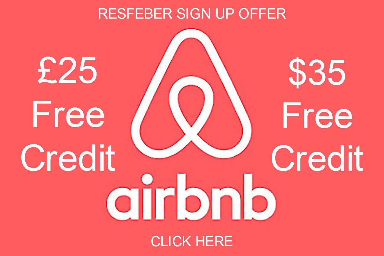 Air BNB credit