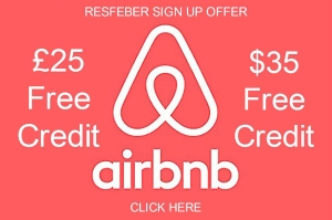 Air BNB credit