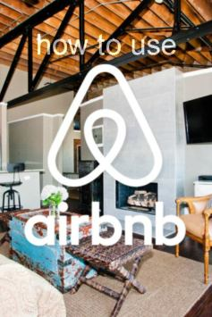 How to use Airbnb and £25 or $35 off your first stay from Resfeber Travel Blog