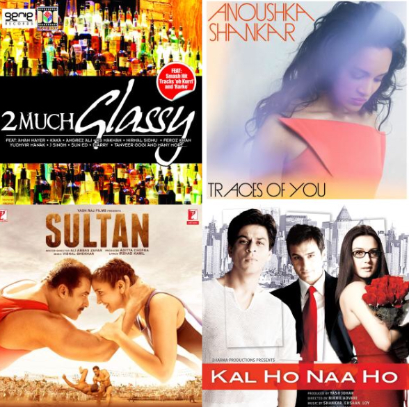 India Music Playlist Bhangra