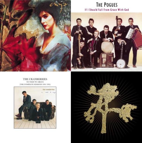 Sham Rock – Best Irish Music Playlist