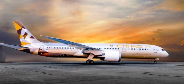 Etihad Airways guide
