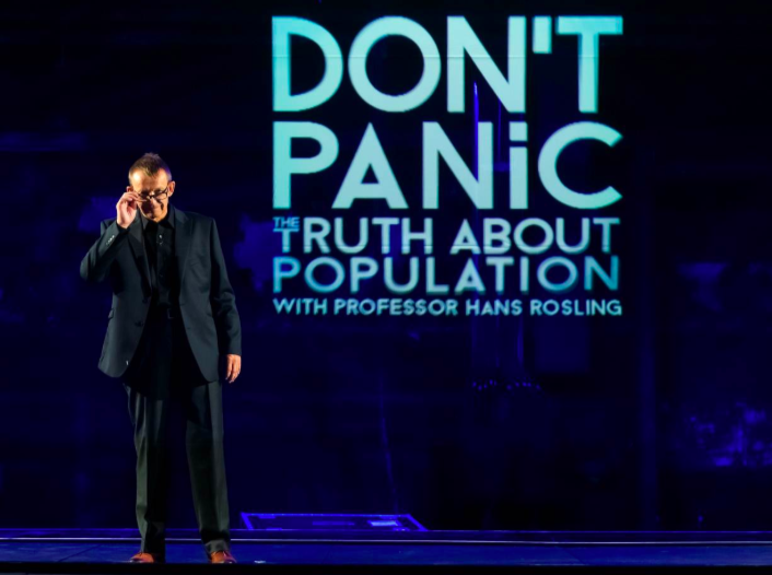 Don't Panic – The Truth About Population by Prof. Hans Rosling