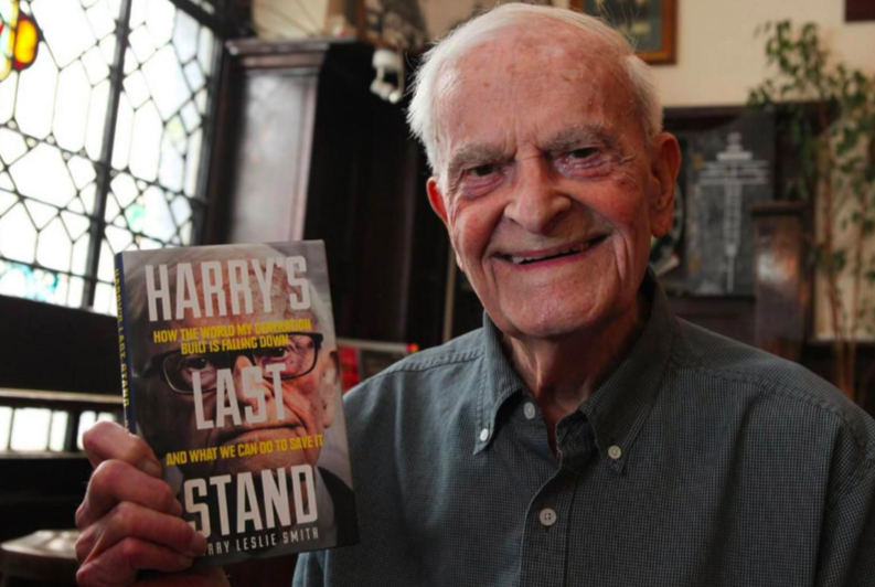 Harry Leslie Smith: The Last of His Kind
