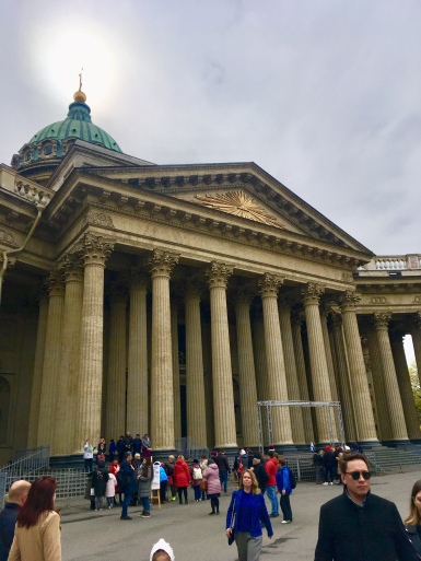 Kazan Cathedral, St Petersburg