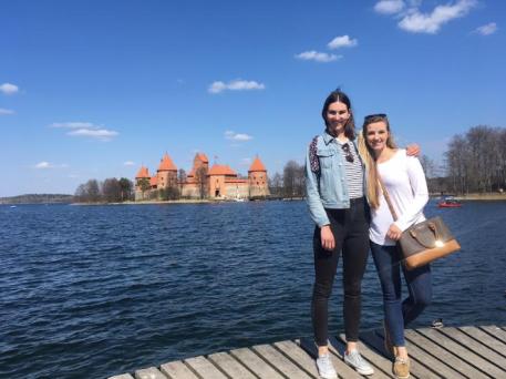 Trakai Island Castle Lithuania